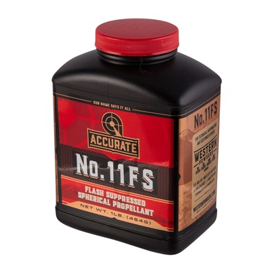 Western Powders No. 11fs Smokeless Powder - No. 11fs Smokeless Powder 1lbs