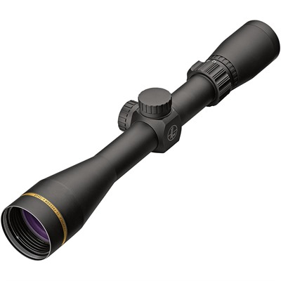 Leupold Vx-Freedom 4-12x40mm Scope Tri-Moa Reticle - 4-12x40mm Tri-Moa Reticle Matte Black