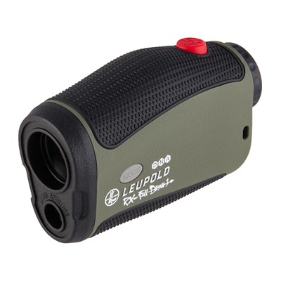 Leupold Rx-Fulldraw 3 Rangefinder With Dna Laser & 3 Selectable Reticles - Rx-Fulldraw 3 Rangefinder With Dna Laser Green