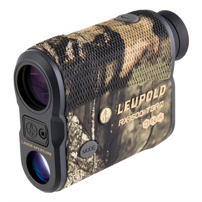 Leupold Rx-1600i Tbr Rangefinder With Dna Laser & Oled Selectable - Rx-1600i Tbr Rangefinder With Dna Laser Mossy Oak Break-Up