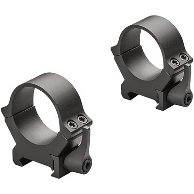 Leupold Qrw2 30mm Quick Release Scope Rings - 30mm Medium Gloss Qrw2 Rings