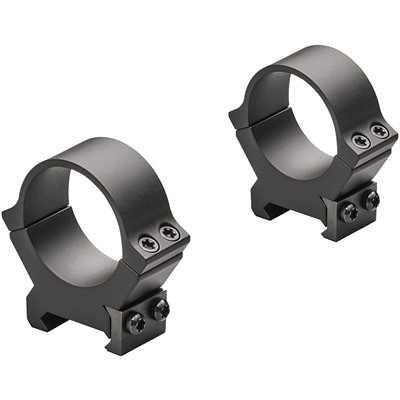 Leupold Prw2 30mm Weaver-Style Scope Rings - 30mm Low Matte Prw2 Rings