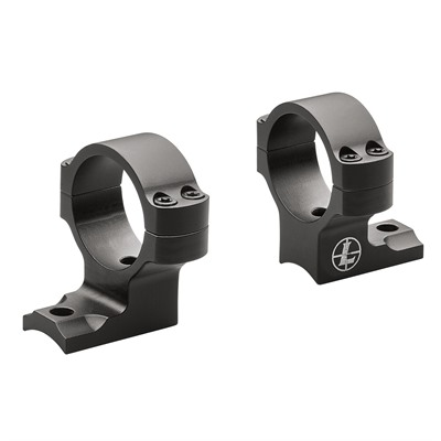 Leupold Backcountry Weatherby Mark 5 2-Pc Rifle Mount - Weatherby Mark 5 30mm Medium 2-Pc Mount