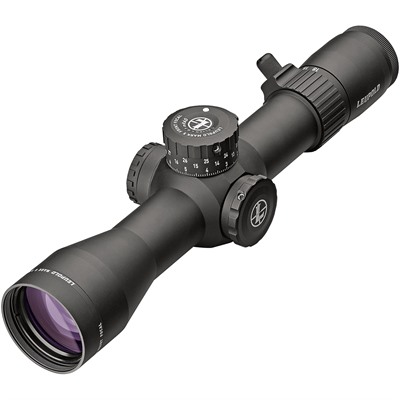 Leupold Mark 5hd 3.6-18x44mm Rifle Scope - 3.6-18x44mm M5c3 Ffp Tremor 3 Matte Black