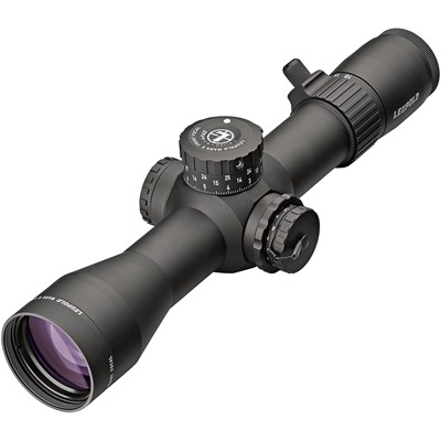 Leupold Mark 5hd 3.6-18x44mm Rifle Scope - 3.6-18x44mm M5c3 Ffp Illuminated Tmr Matte Black