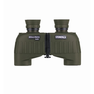 Steiner Optics Military-Marine 8x25mm Mini-Porro Binoculars - 8x25mm Green Mini-Porro Binoculars