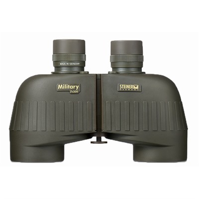 Steiner Optics M750r 7x50mm Military Series Binoculars - 7x50mm Green Military Series Binoculars