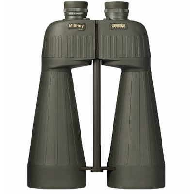 Steiner Optics M1580 15x80mm Military Series Binoculars - 15x80mm Green Military Series Binoculars