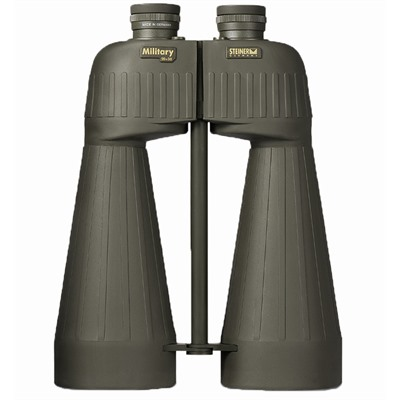 Steiner Optics M2080 20x80mm Military Series Binoculars - 20x80mm Green Military Series Binoculars