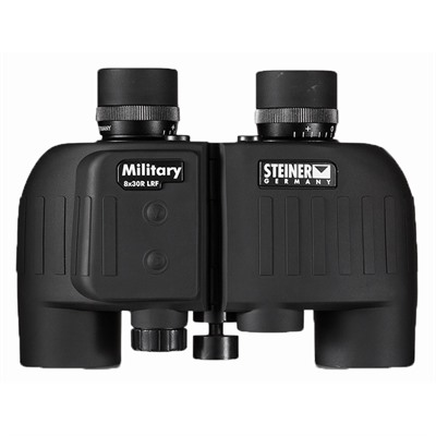 Steiner Optics M830r 8x30mm Laser Rangefinding Military Binos W/Mil Reticle - M830r 8x30mm Lrf Military Series Binoculars W/Mil Reticle