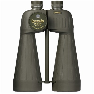 Steiner Optics M1580rc 15x80mm Military Series Binoculars - 15x80mm Green Military Series Binoculars