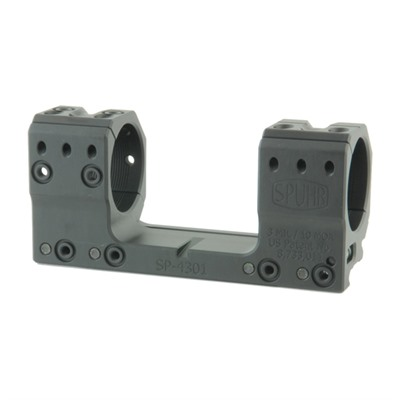 Spuhr Isms Picatinny Mounts - 34mm 10.3 Moa 1.18