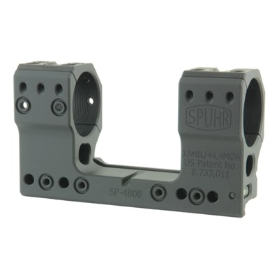 Spuhr Isms Picatinny Mounts - 34mm 44.4 Moa 1.732