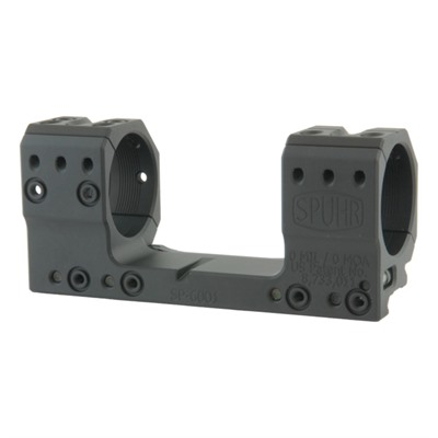 Spuhr Isms Picatinny Mounts - 36mm 0 Moa 1.18