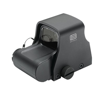Eotech Xps2 Green Holographic Weapon Sight - Xps2-0 Green Holographic Weapon Sight, Black