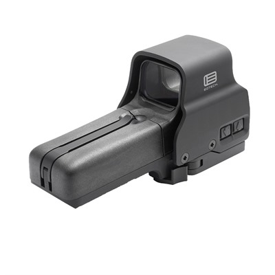 Eotech 518 Holographic Weapon Sight - 518-2 Holographic Weapon Sight, Black