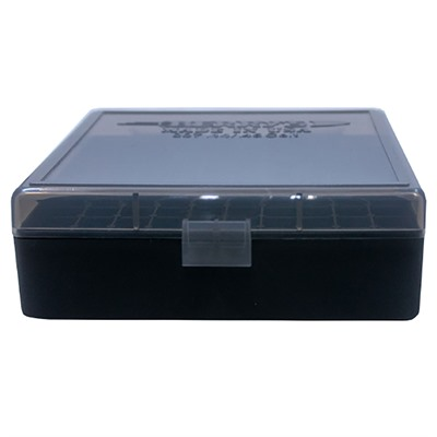 Berrys Manufacturing 100 Round  Ammo Boxes - Smoke 44 Special/Mag 100 Round Ammo Box