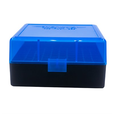 Berrys Manufacturing 100 Round  Ammo Boxes - Blue 223 Family 100 Round Ammo Box