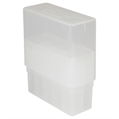 Berrys Manufacturing 50 Bmg 10 Round Rifle Ammo Box - 50 Bmg 10 Round Clear Rifle Ammo Box