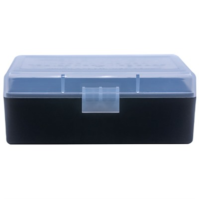 Berrys Manufacturing 50 Round Ammo Boxes - Clear 30 Carbine 50 Round Ammo Box