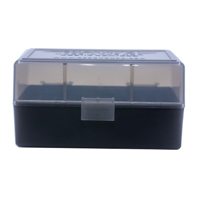 Berrys Manufacturing 50 Round Ammo Boxes - 223 Remington 50 Round Ammo Box, Smoke