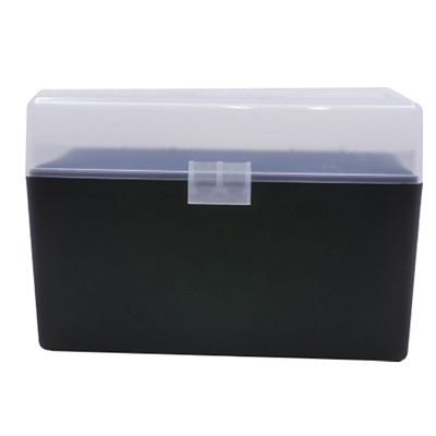 Berrys Manufacturing 50 Round Ammo Boxes - 30-06 Springfield 50 Round Ammo Box, Clear