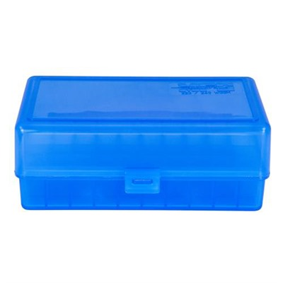 Berrys Manufacturing 50 Round Ammo Boxes - Wssm Family 50 Round Ammo Box, Blue