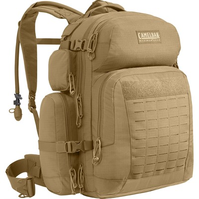 Camelbak Bfm 100oz/3l Hydration Plus Cargo Pack - Bfm 100oz/3l Hydration Plus Cargo Pack Coyote