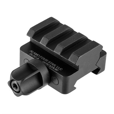 Zro Delta Dloc-A Rail Adapter