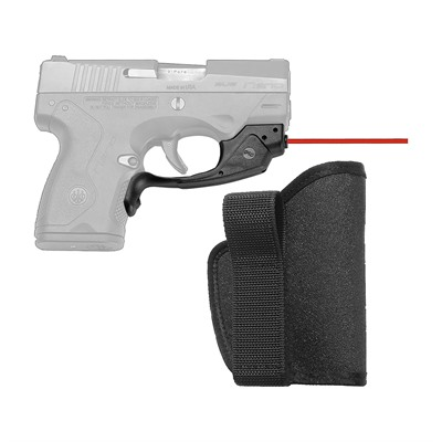 Crimson Trace Corporation Beretta Nano 9mm Laserguard With Pocket Holster - Beretta Nano 9mm Laserguard Red With Pocket Holster