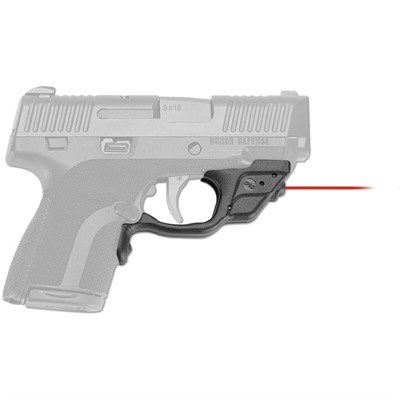 Crimson Trace Corporation Honor Defense Honor Guard Sub-Compact/F.I.S.T. Laserguard - Honor Defense Honor Guard Sub-Compact/Fist Laserguard Red