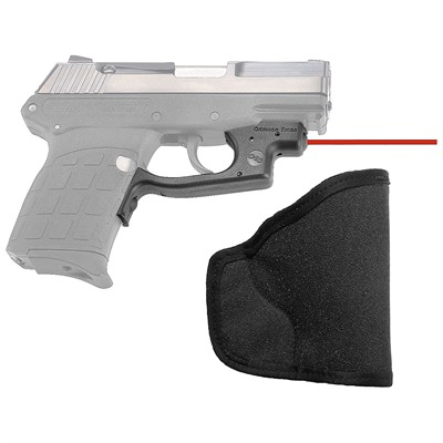 Crimson Trace Corporation Kel-Tec Pf9 Laserguard With Pocket Holster - Kel-Tec Pf9 Laserguard Red With Pocket Holster