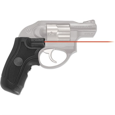 Crimson Trace Corporation Ruger Lcr & Lcrx .22, .38 And .357 Lasergrips - Ruger Lcr & Lcrx .22, .38, .357 Lasergrips Red