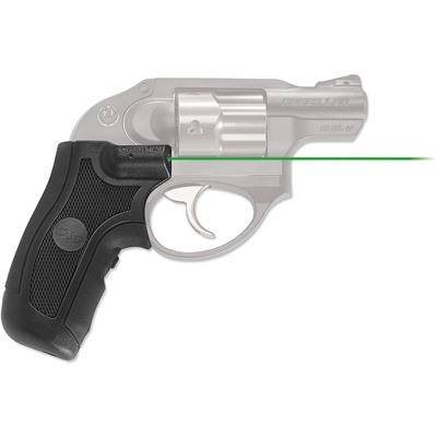 Crimson Trace Corporation Ruger Lcr & Lcrx .22 .38 And .357 Lasergrips Ruger Lcr & Lcrx .22 .38 .357 Lasergrips Green USA & Canada