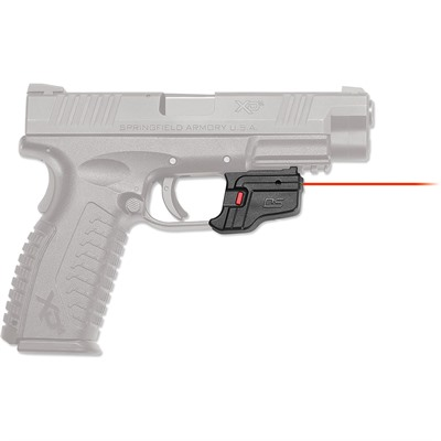 Crimson Trace Corporation Springfield Xd, Xdm Accu-Guard Laser Sight - Springfield Xd, Xdm Accu-Guard Laser Red