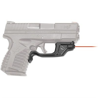 Crimson Trace Corporation Springfield Xds Laserguard Laser Sight - Springfield Xds Laserguard Red