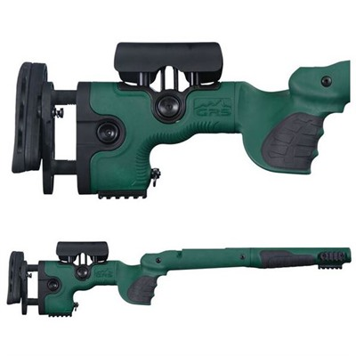 Grs Riflestocks Remington 700 Bdl La Grs Bifrost Stock - Remington 700 Bdl La Grs Bifrost Stock Green