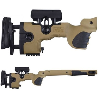 Grs Riflestocks Remington 700 Bdl Sa Grs Bifrost Stock - Remington 700 Bdl Sa Grs Bifrost Stock Brown