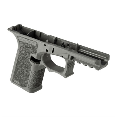 Polymer80 Pfc9 Serialized Frame For Glock 19/23 - Pfc9 Serialized Frame For G19/23 Std Texture Gray