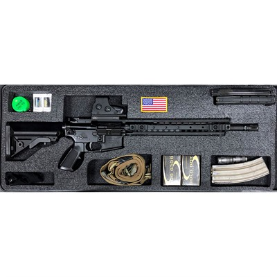 Gunformz Ar-15 Pelican 1700 Gun Case Foam Inserts - Ar-15 Pelican 1700 V1 Top Layer Foam Insert