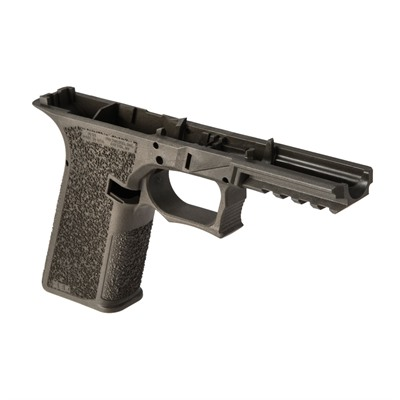 Polymer80 Pfs9 Serialized Frame For Glock17/22 - Pfs9 Serialized Frame For G17/22 Std Texture Od Green