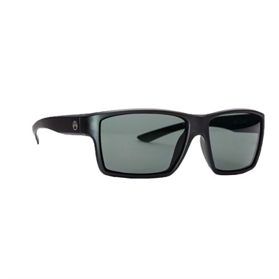 Magpul Explorer Sunglasses - Explorer Matte Black Frame Gray/Green Lens
