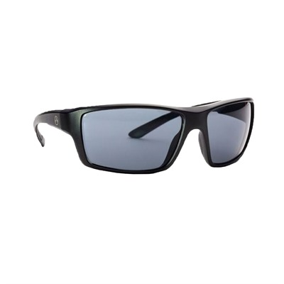 Magpul Summit Sunglasses - Summit Matte Black Frame Gray Lens