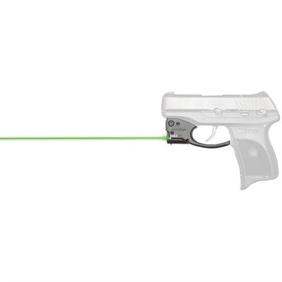 Viridian Reactor 5 Gen 2 Laser Sight Featuring Ecr With Ambi Iwb Holster - Ruger Lc9/380 Reactor 5 Gen 2 Green Laser W/Holster