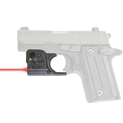 Viridian Reactor 5 Gen 2 Laser Sight Featuring Ecr With Ambi Iwb Holster - Sig Sauer P238/P938 Reactor 5 Gen 2 Red Laser W/Holster