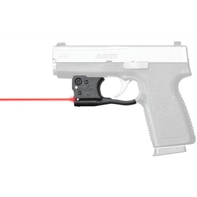 Viridian Reactor 5 Gen 2 Laser Sight Featuring Ecr With Ambi Iwb Holster - Kahr Pm & Cw 9/40 Reactor 5 Gen 2 Red Laser W/Holster