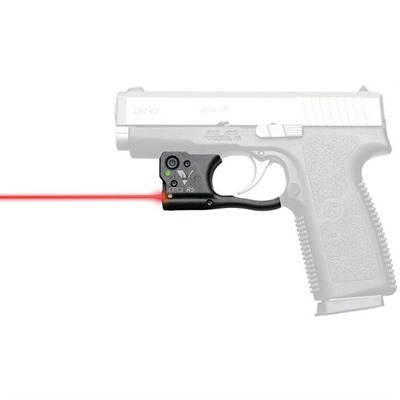 Viridian Reactor 5 Gen 2 Laser Sight Featuring Ecr With Ambi Iwb Holster Kahr Pm Cw 45 Reactor 5 Gen 2 Red Laser W Holster