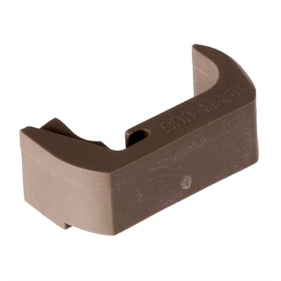 Tangodown Vickers Glock G43 Extended Magazine Release - Vickers Tactical Ext Mag Release, Glock 43, Glock Tan