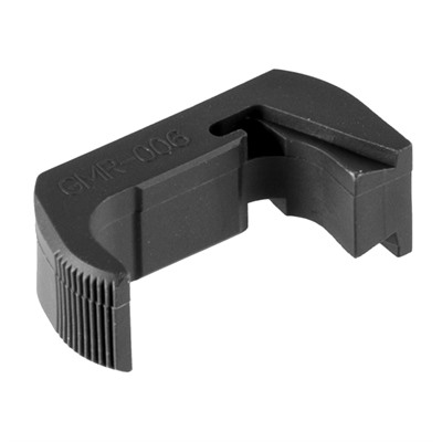 Tangodown Vickers Glock G43 Extended Magazine Release - Vickers Tactical Ext Mag Release, Glock 43, Gray
