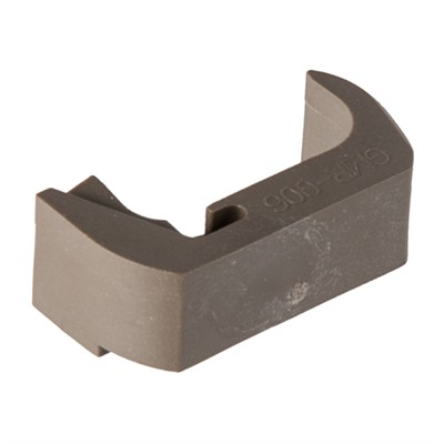 Tangodown Vickers Glock G43 Extended Magazine Release - Vickers Tactical Ext Mag Release, Glock 43, Od Green
